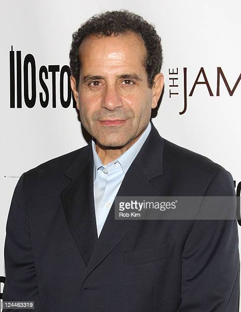 Tony Shalhoub attends the '110 Stories' Celebrity Reading after party at Catch on September 9 2011 in New York City