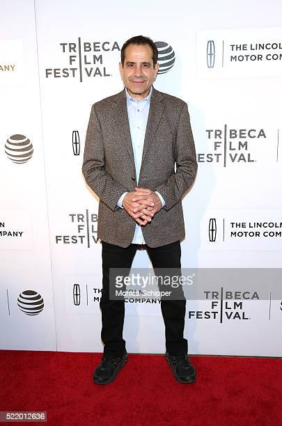 Tony Shalhoub attends the 'Custody' Premiere 2016 Tribeca Film Festival at BMCC John Zuccotti Theater on April 17 2016 in New York City