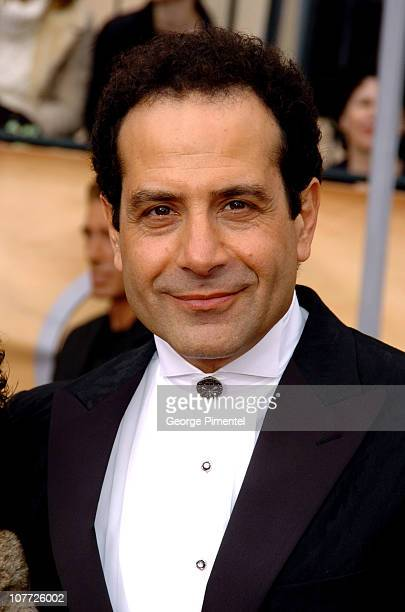 Tony Shalhoub during 10th Annual Screen Actors Guild Awards Access Hollywood Red Carpet at Shrine Auditorium in Los Angeles California United States