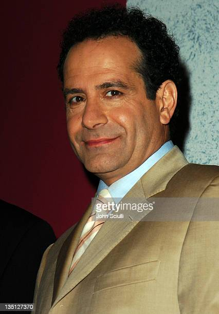 Tony Shalhoub during 56th Annual Primetime Emmy Award Nominations Announcement at ATAS' Leonard H Goldenson Theatre in North Hollywood California...
