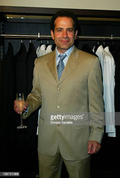 Tony Shalhoub during Cerruti and David Cardona CoHost Private Party to Celebrate the Opening of Cerruti Beverly Hills Benefiting OPCC at Cerruti...