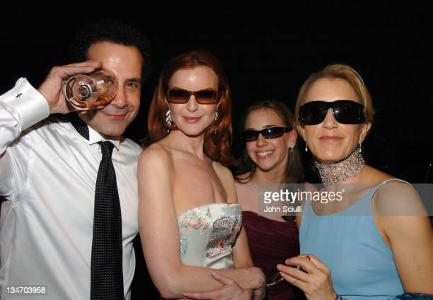 Tony Shalhoub Marcia Cross Andrea Bowen and Felicity Huffman