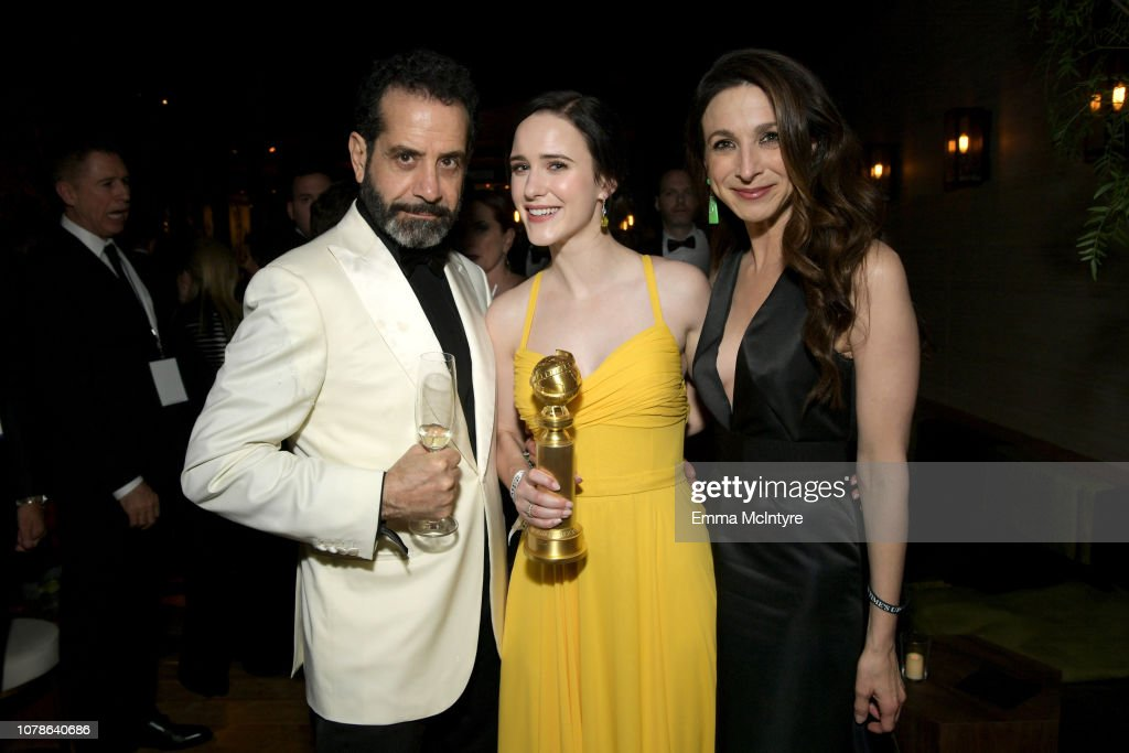 Amazon Prime Video's Golden Globe Awards After Party - Inside : News Photo