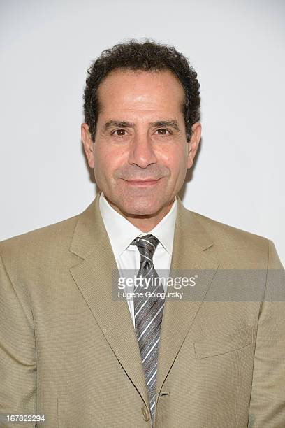 Tony Shaloub attends the 2013 Food Bank For New York City Can Do Awards at Cipriani Wall Street on April 30, 2013 in New York City.