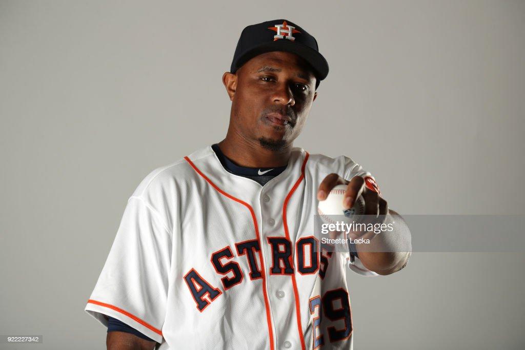 Houston Astros Photo Day : News Photo