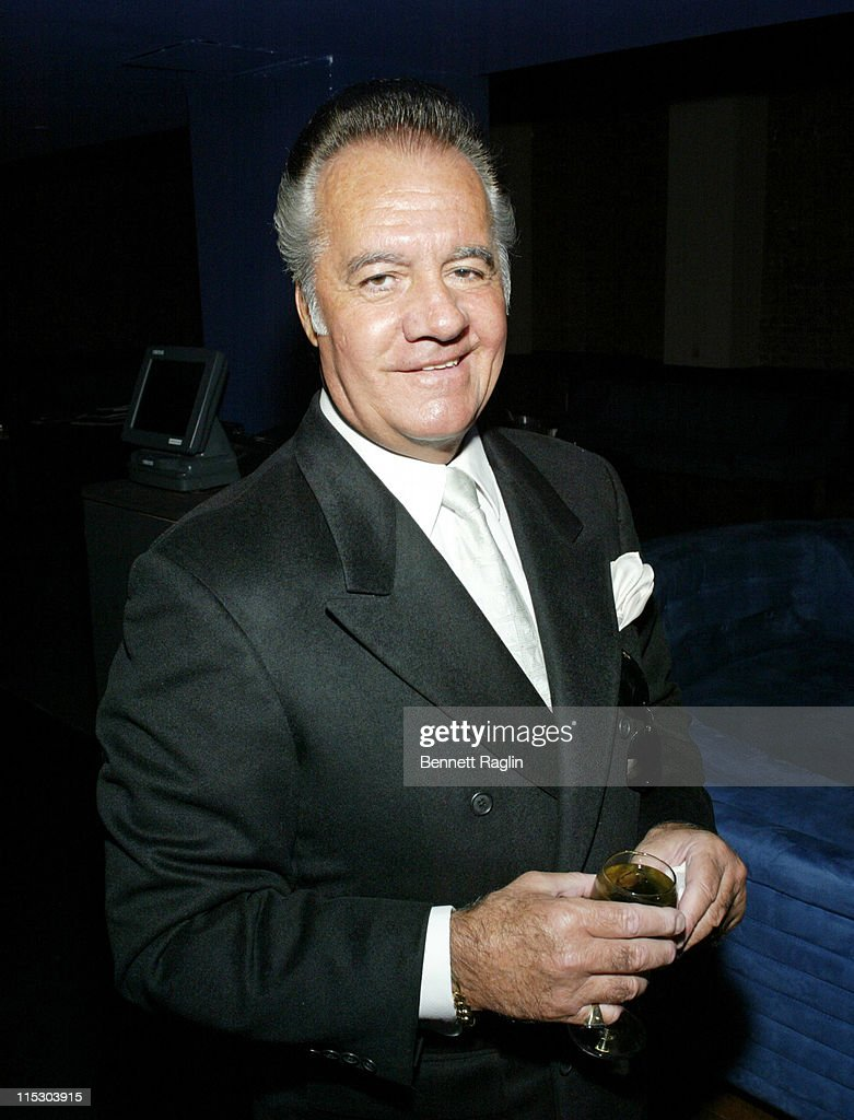 Tony Sirico during 2nd Annual Belmont Stakes Celebration at Pacha in New York, New York, United States.
