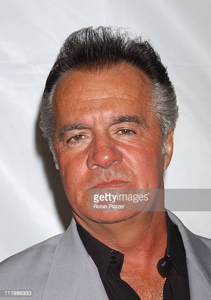 Tony Sirico during Angels In America New York Premiere at Ziegfeld Theater in New York City New York United States