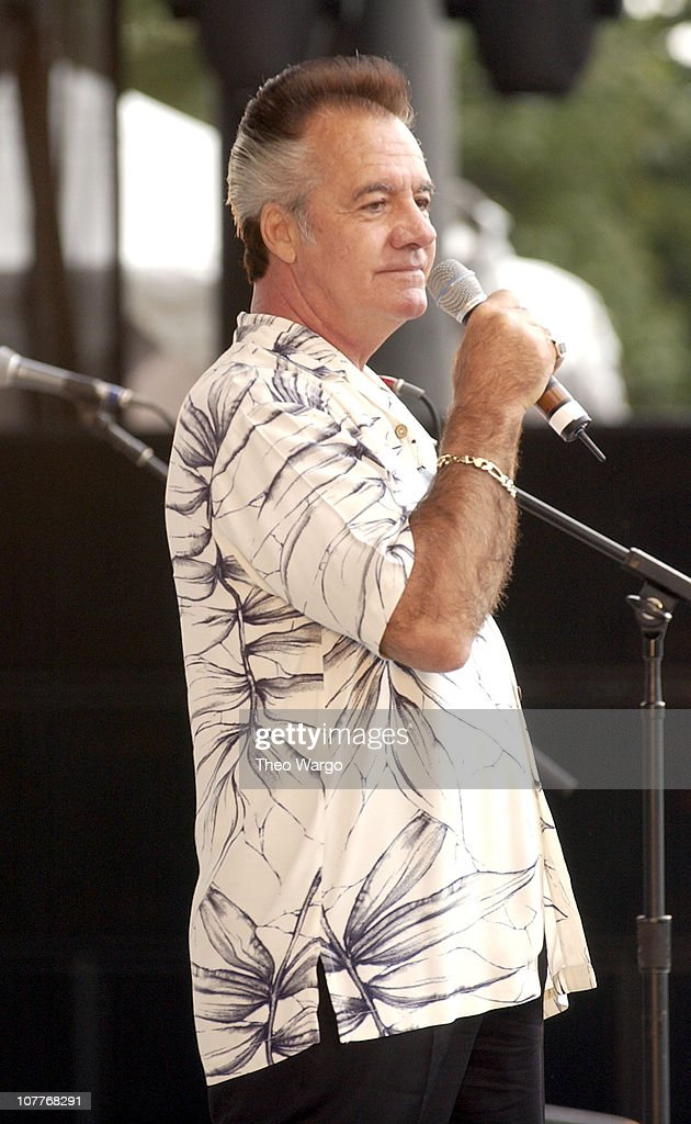 Tony Sirico during Little Steven's Underground Garage Festival Presented by Dunkin' Donuts - Show - August 14, 2004 at Randall's Island in New York City, New York, United States.
