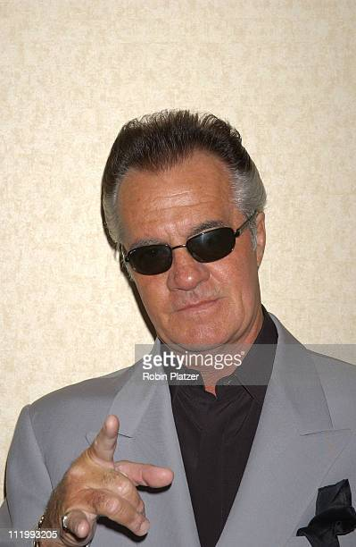 Tony Sirico during Susan Lucci honored with the Linda Dano Heart Award at Marriott Marquis in New York City New York United States