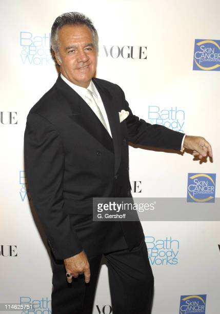 Tony Sirico during The Skin Cancer Foundation's Annual Skin Sense Award Gala at The Pierre Hotel in New York City New York United States