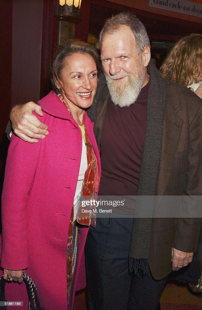 Tony Smith and his wife attend the 'Mary Poppins' Gala Preview ahead of tomorrow's press night at the Prince Edward Theatre on December 14, 2004 in London.