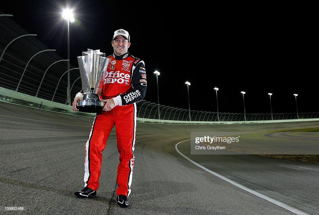 2011 NASCAR Champions Portraits