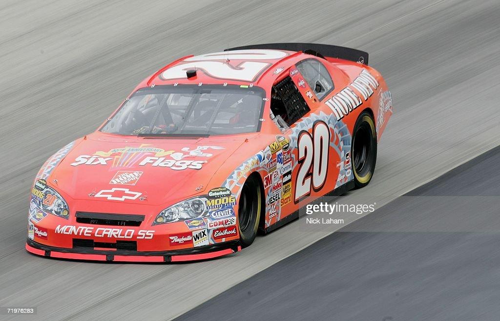 Dover 400 Practice : News Photo