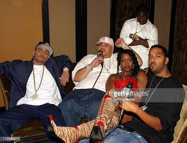 Tony Sunshine Fat Joe Remy Ma Kevin Hart and Dre