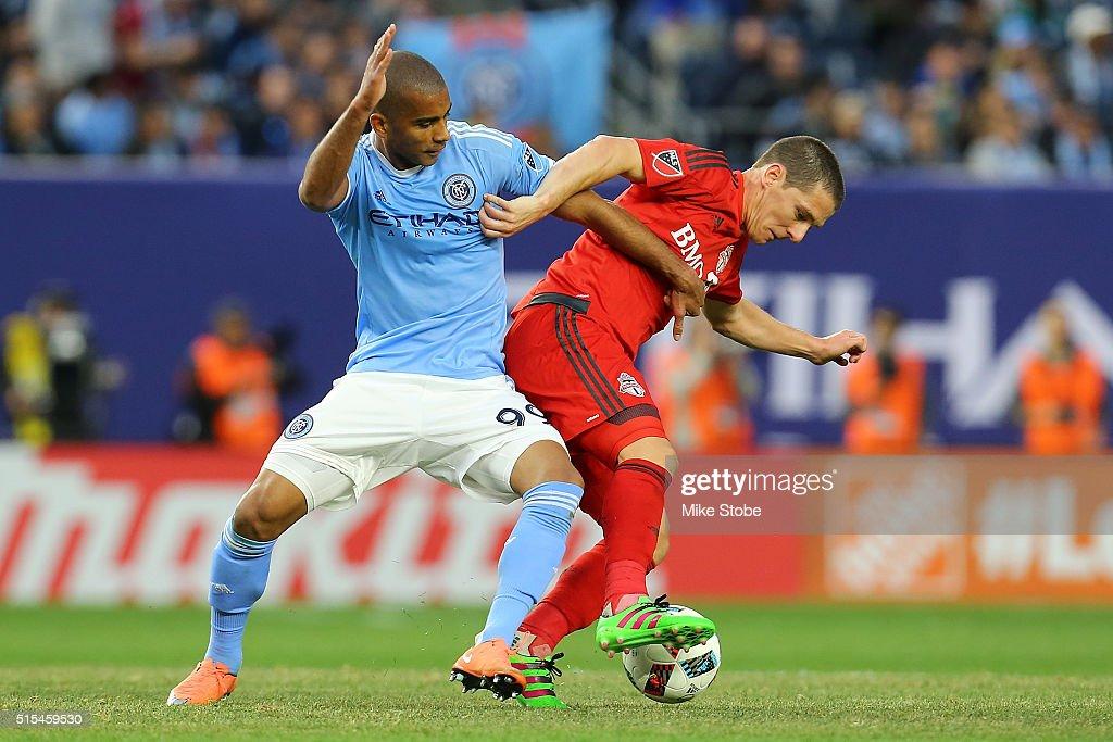 Toronto FC v New York City FC
