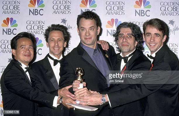 Tony To Brian Grazer Tom Hanks John Melfi and Michael Bostwick