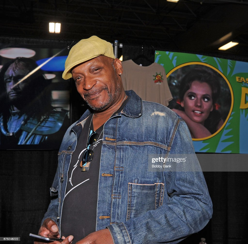 Tony Todd attends the 2017 East Coast Comic Con at Meadowlands Exposition Center on April 30, 2017 in Secaucus, New Jersey.