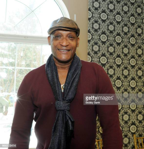 Tony Todd attends the 2018 Monster Mania Con at NJ Crowne Plaza Hotel on March 10 2018 in Cherry Hill New Jersey