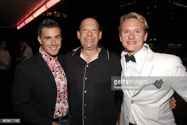 Tony Tripoli Chuck Nabit and Carson Kressley attend Miss Universe Post Pageant VIP Party hosted by Chuck Nabit Dave Geller Ed St John Greg Barnhill...