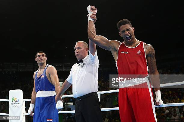 French Boxing Stock Photos And Pictures Getty Images