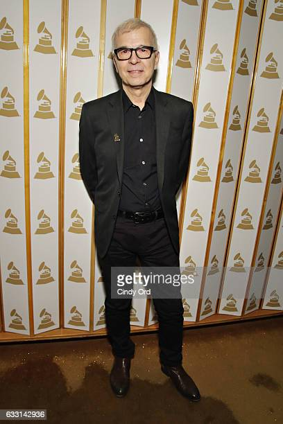 Tony Visconti attends the GRAMMY Nominee Reception NYC at The Top of The Standard on January 30, 2017 in New York City.