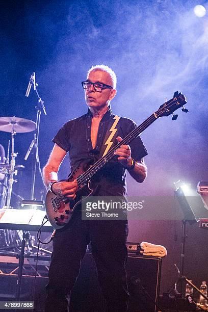 Tony Visconti performs at O2 Academy Birmingham on June 29, 2015 in Birmingham, United Kingdom