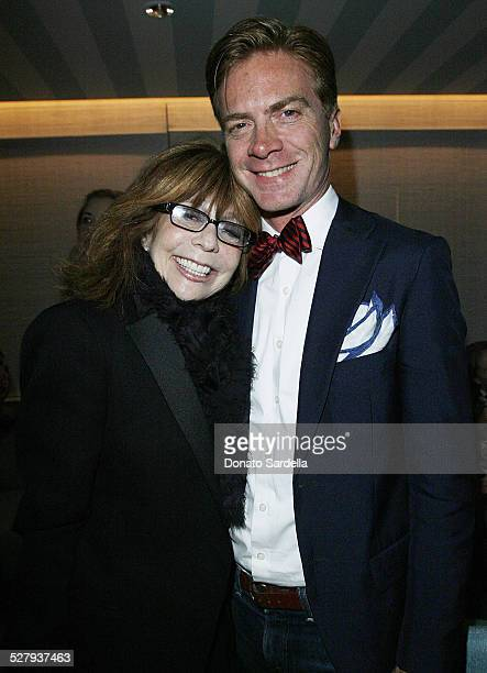 Tony Wald and Cooper Ray attend Launch Party For HUE By Kelly Wearstler At The Avalon's Oliverio Restaurant on November 18 2009 in Beverly Hills...