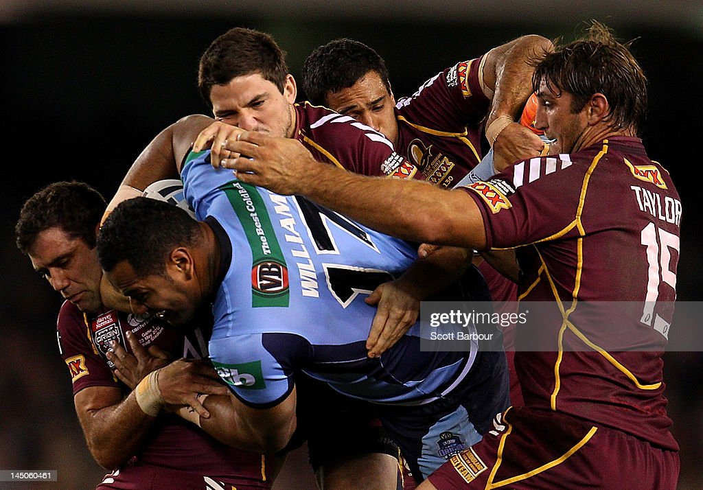 QLD v NSW - State Of Origin: Game 1