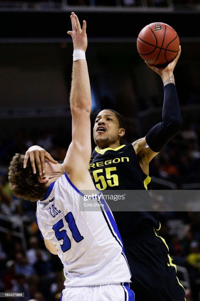NCAA Basketball Tournament - Third Round - San Jose