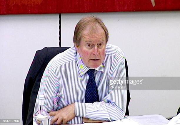 Tony Wright questions John Fiennes Cabinet Office Minister Ed Miliband and Sir Gus O'Donnell at the Public Administration Committee on government...