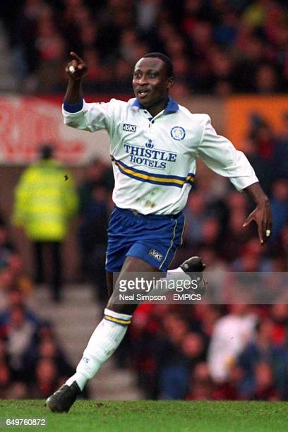 Tony Yeboah Leeds United