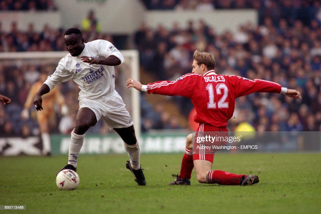 Leeds United v Liverpool - Littlewoods FA cup round 6, Soccer : News Photo