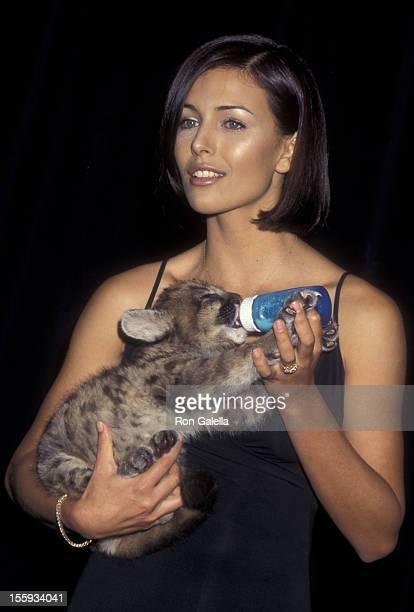 Tonya Bird attends Safari Planet Earth Awards on October 30 1995 at Roseland Ballroom in New York City