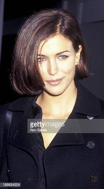 Tonya Bird attends the premiere of To Die For on September 26 1995 at Sony Village East Cinema in New York City