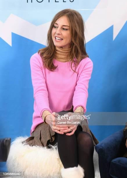 Tonya Cornelisse attends the Vulture Spot during Sundance Film Festival on January 26 2019 in Park City Utah
