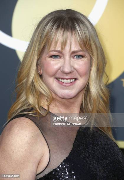 Tonya Harding attends The 75th Annual Golden Globe Awards at The Beverly Hilton Hotel on January 7, 2018 in Beverly Hills, California.
