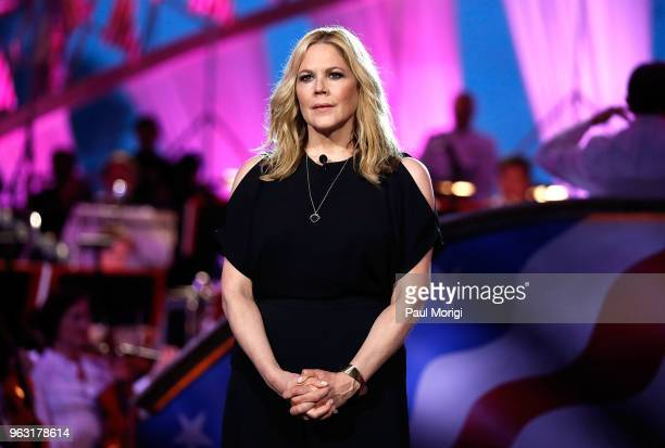 Tony-nominated actress and star of TVÕs Falling Water, The West Wing, and LOADED Mary McCormack tells the story of Silver Star recipient Leigh Ann...