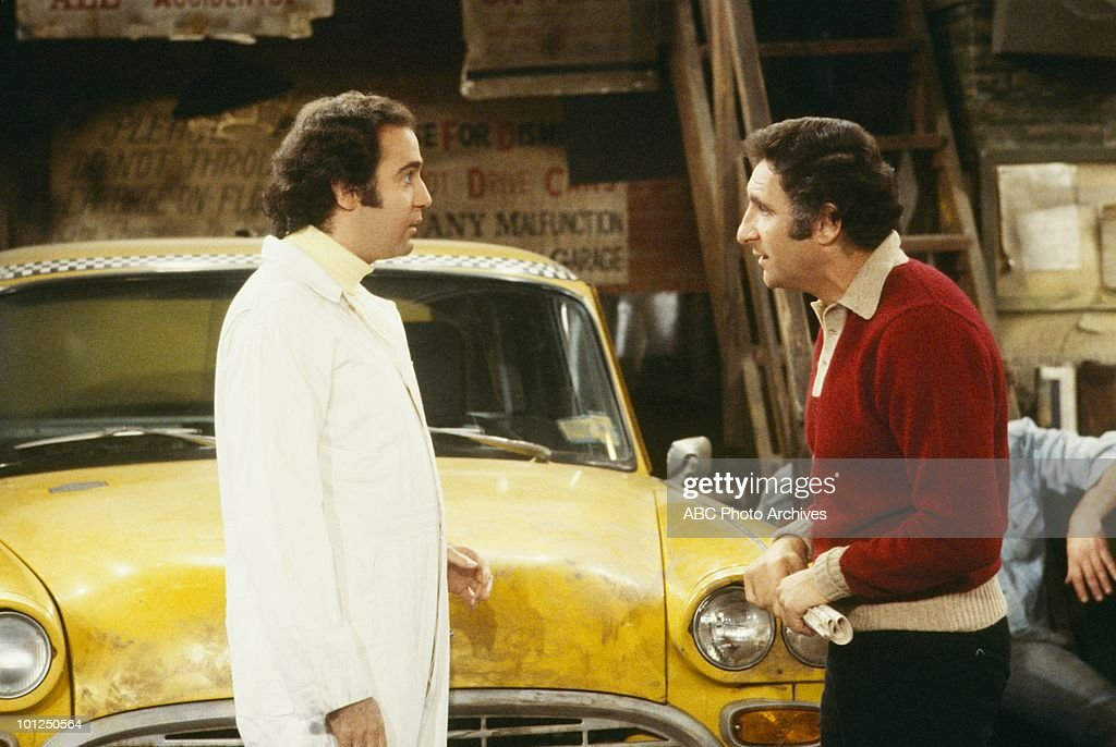 TAXI - 'Tony's Lady' which aired on January 28, 1982. (Photo by ABC Photo Archives/ABC via Getty Images) ANDY