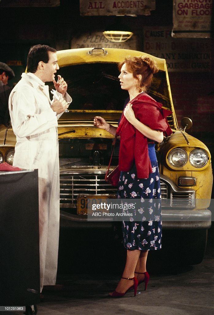TAXI - 'Tony's Sister And Jim' which aired on November 26, 1980. (Photo by ABC Photo Archives/ABC via Getty Images) ANDY