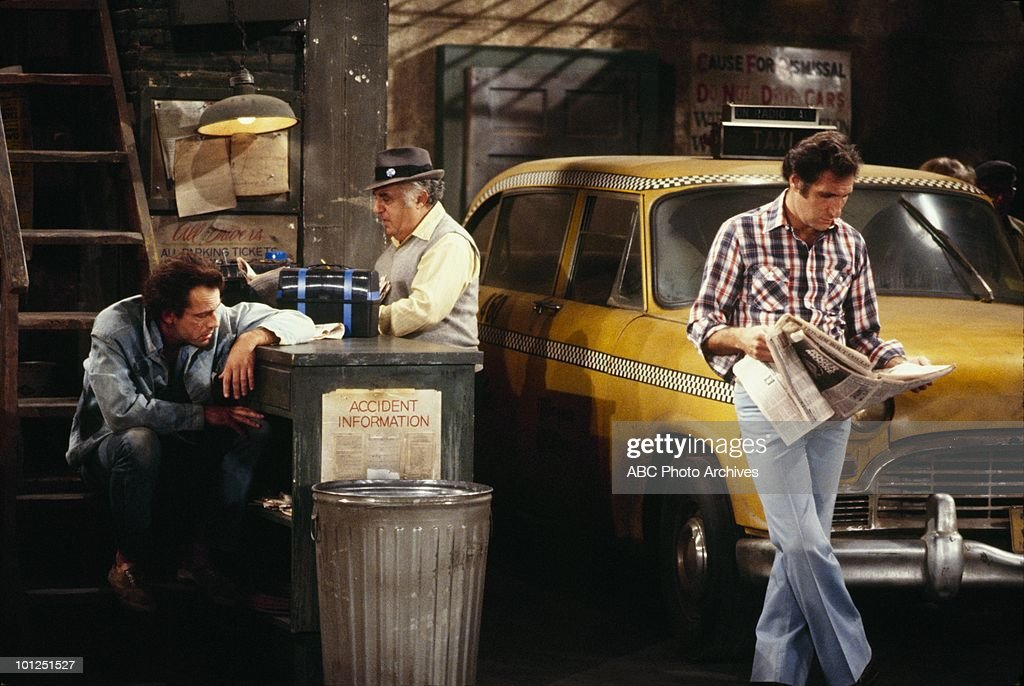 TAXI - 'Tony's Sister And Jim' which aired on November 26, 1980. (Photo by ABC Photo Archives/ABC via Getty Images) CHRISTOPHER