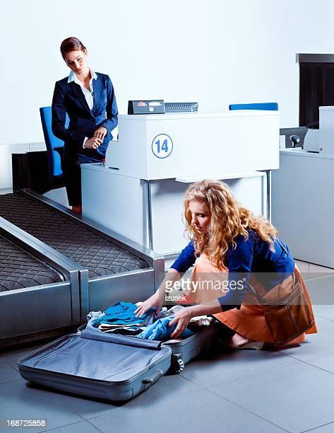 Too heavy luggage