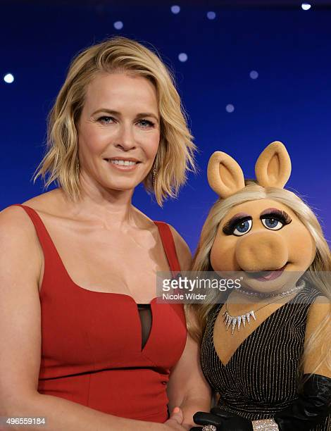 THE MUPPETS 'Too Hot to Handler' Scooter books his long time TV crush Chelsea Handler who really heats things up both on 'Up Late' and in Scooter's...