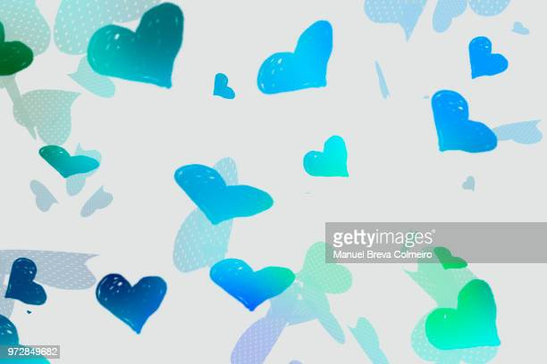Too many hearts