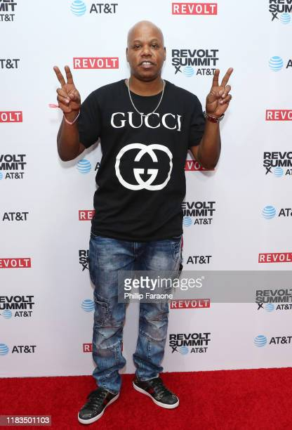 Too Short attends the REVOLT X ATT 3Day Summit In Los Angeles Day 1 at Magic Box on October 25 2019 in Los Angeles California