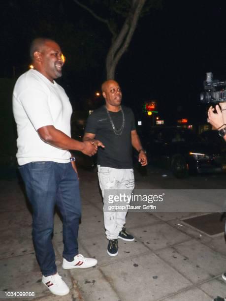 aca0709dfc2 60 Top Celebrity Sightings In Los Angeles September 15 2018 Pictures ...
