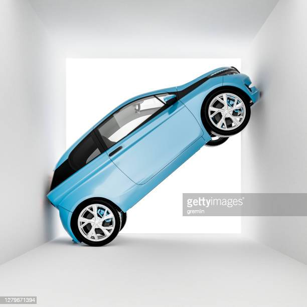 too small room for generic car - the slants stock pictures, royalty-free photos & images