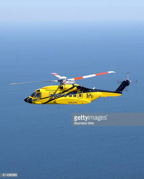 PHEL took delivery on Monday September 27 of the first of two S92 helicopters from Sikorsky Aircraft The S92 is a twinengine 19passenger aircraft...