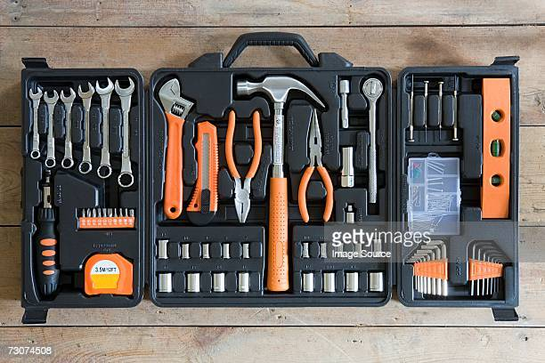 tool box - toolbox stock photos and pictures
