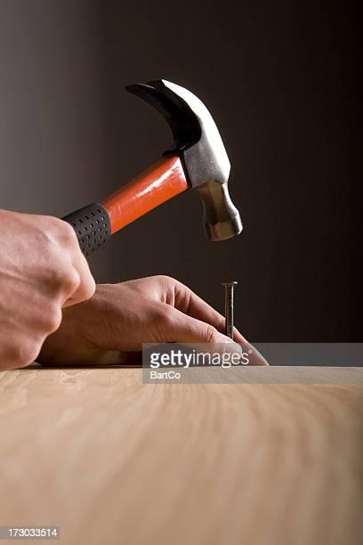 Tools von einem Schreiner.