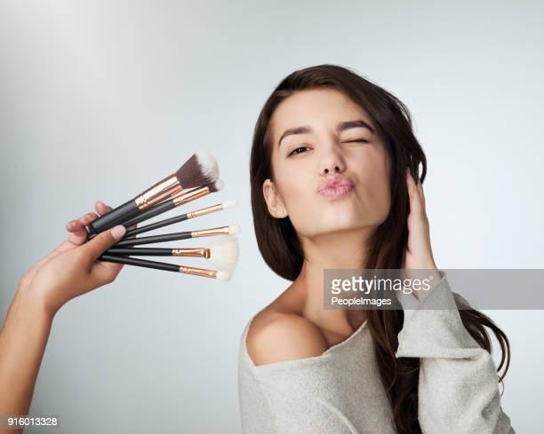 Werkzeuge, um ihre Schönheit zu verbessern